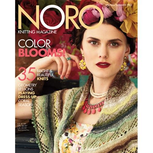 Noro mag shawl
